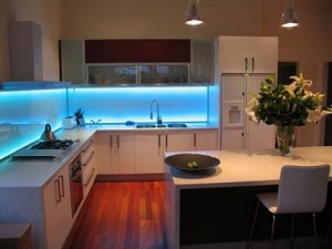 LED Cabinet Lighting in Frisco Texas