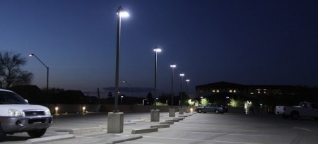 Parking Lot Lighting Repair Frisco Texas