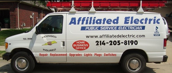 Electrician in Dallas TX